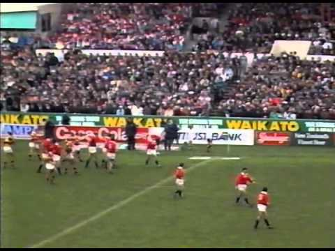 1993 Rugby Union match: Waikato vs British and Irish Lions