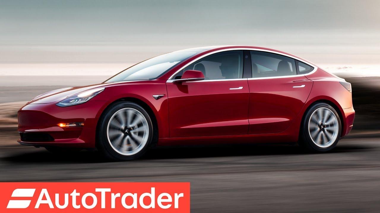 FIRST LOOK UK 2019 Tesla Model 3 - YouTube