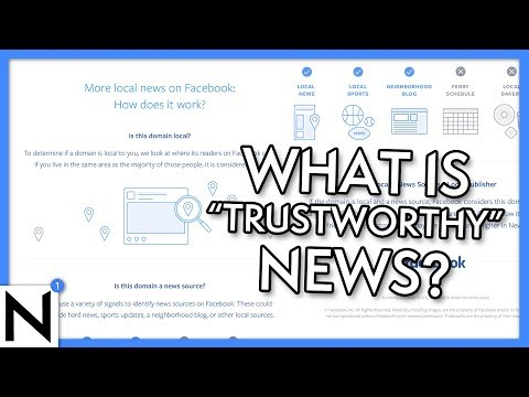 How To Become A Trusted News Source On Facebook