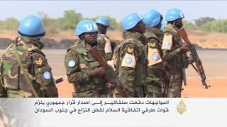 فيديو..استمرار اشتباكات جنوب السودان لليوم الخامس