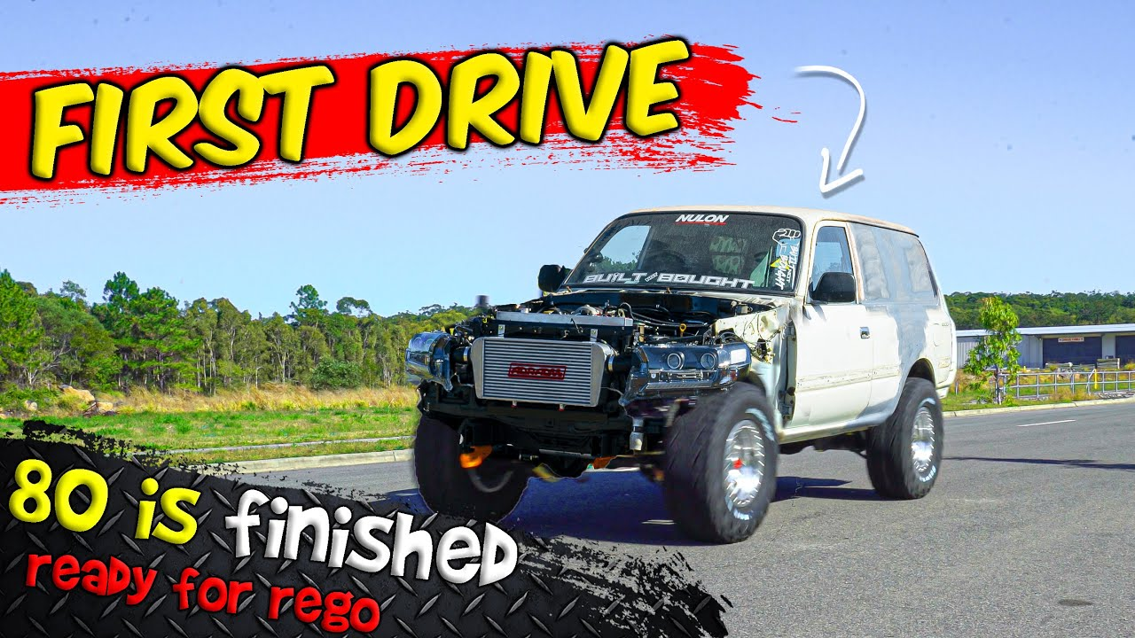 BNB 80 Ep. 11 || First Drive In The 80 Series