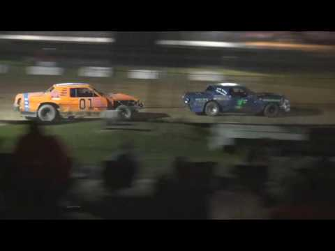 Dalles County Speedway 7 1 16 Mains
