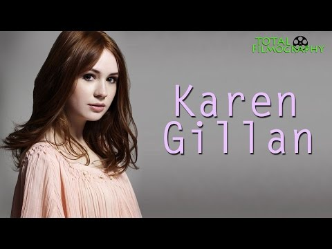 Karen Gillan  EVERY movie through the years  Total Filmography