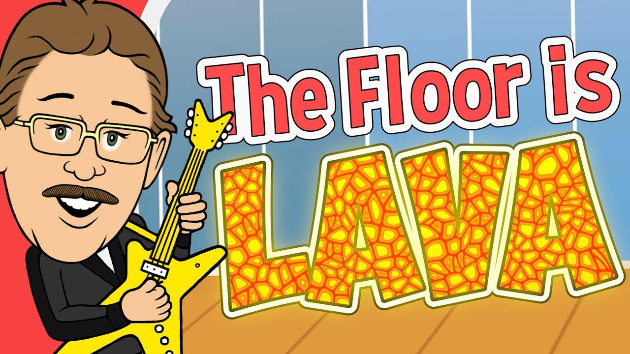 Download The Floor Is Lava! | Jack Hartmann | Brain Breaks
