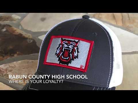Loyalty Patch | Rabun County High School
