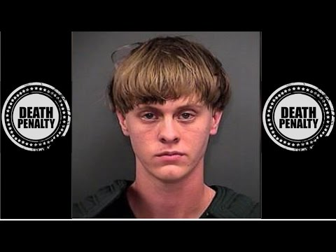 Dylann Roof Sentenced to Death - Charleston Church Shooter