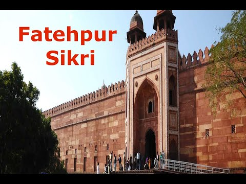 Fatehpur Sikri   Unfolding pages of History