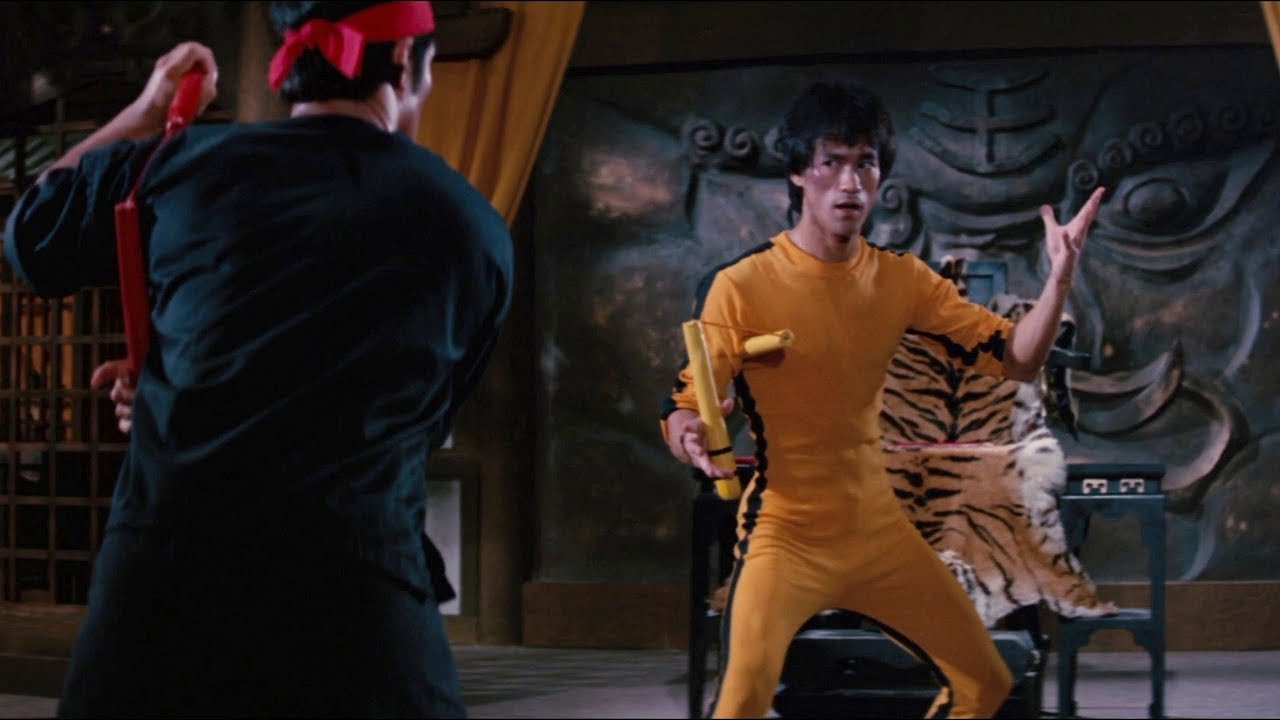 Bruce Lee Game of Deat...
