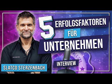 So denken Sieger! - Interview mit Slatco Sterzenbach