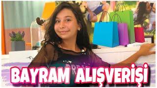 Bayram Alışverişi Vlog - Eğlenceli  Video