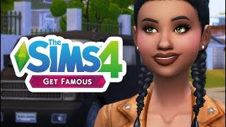 BAD GIRL BRIELLE 😈🍾 | THE SIMS 4 // GET FAMOUS — 16