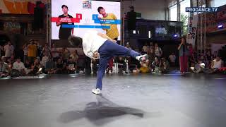 Lil G vs Phil Wizard vs Vero | B-BOYS GROUP C | World Urban Games 2019