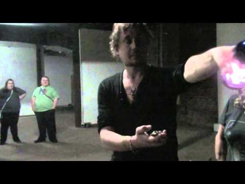Ghost hunting at Soap Factory with Chad Lindberg