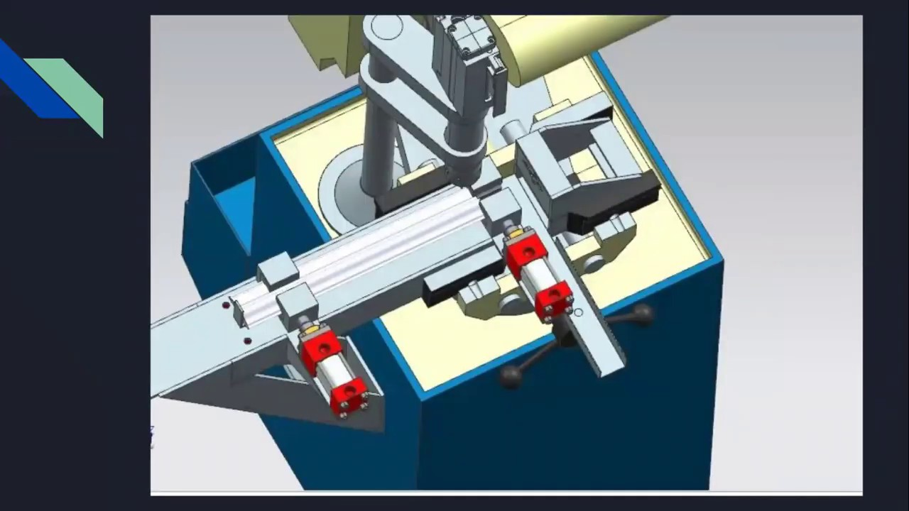 Preview image for 260: Extrusion Cut and Drill Automation video