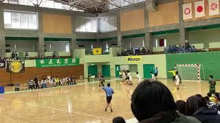 2019高校選抜 不来方VS関東第一 後半④