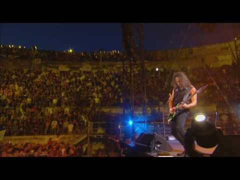 Metallica - /Harvester Of Sorrow/ Live Nimes 2009 1080p HD_HQ