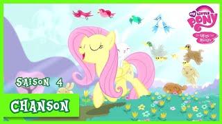 My Little Pony : Tout ici n'est que musique (Fluttershy)