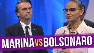 Marina Silva Vs Bolsonaro