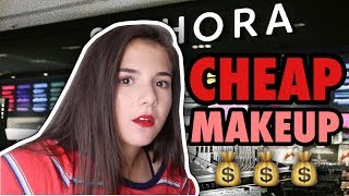 Video HOW TO GET EXPENSIVE MAKEUP FOR CHEAP! 2017 download MP3, 3GP, MP4, WEBM, AVI, FLV Januari 2018
