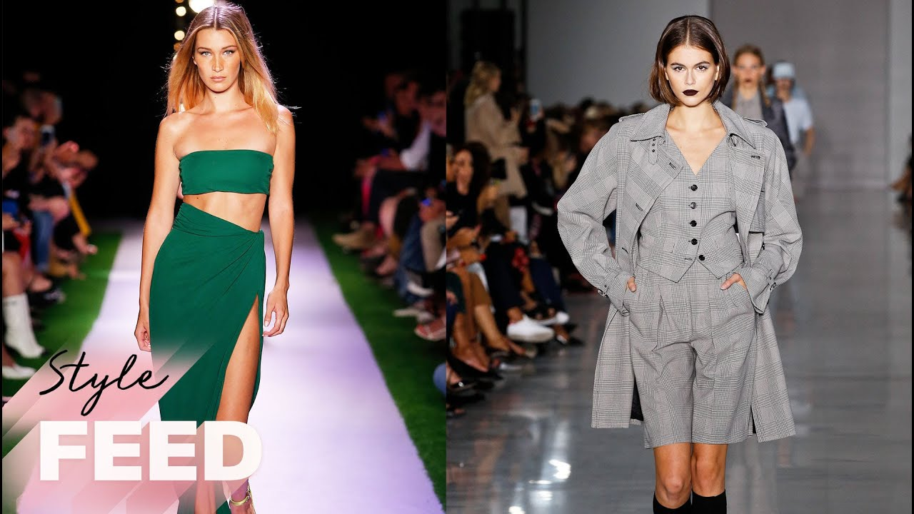Spring 2020's Biggest Trends | ET Style Feed