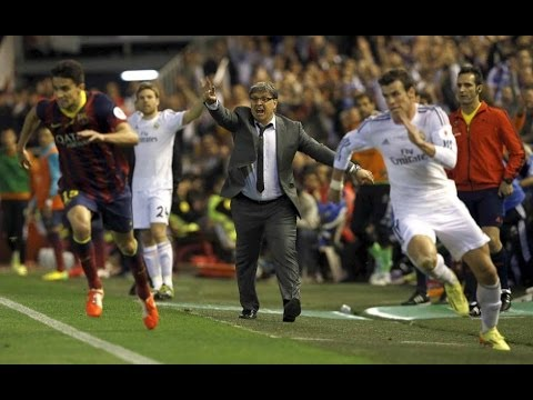 Increíble Gol de Gareth Bale | Final Copa del rey 2014 | Celebración Real Madrid Campeón