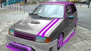 Photoshop CS6 Tuning Fiat Uno!!! By Kekko24 Forever