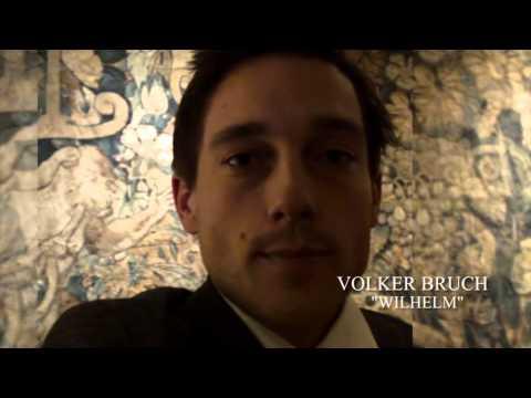 Unsere Mütter, unsere Väter  Schauspieler Volker Bruch
