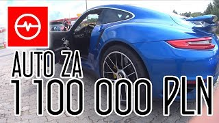 Do odcięcia autem za 1 100 000 PLN