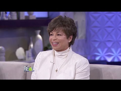 Valerie Jarrett on Donald Trump, the Affordable Care Act and Biden Memes