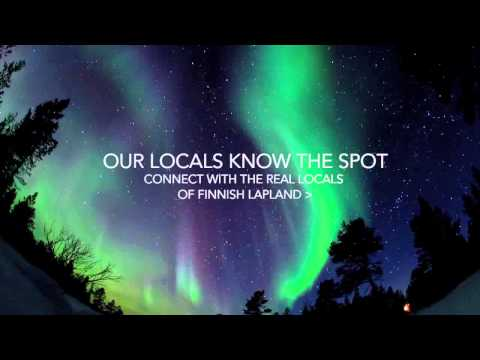 Connect with the locals of Lapland