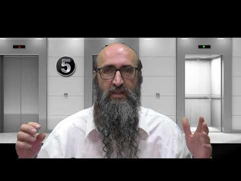 5eme ETAGE, Episode 15 - Pourim, reparer la faute premiere !  - Rav Itshak Peretz