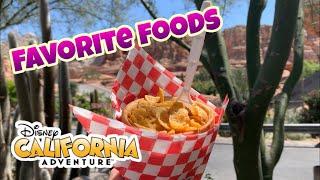 Best California Adventure Food