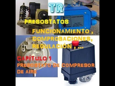 Presostato De Compresor De Aire Hidalgo MX thumbnail