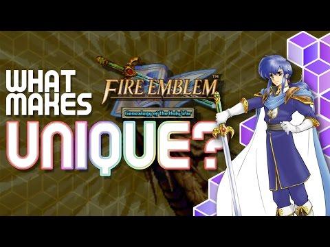 What Makes Fire Emblem Genealogy of the Holy War Unique? - WMGU - BeyondPolygons