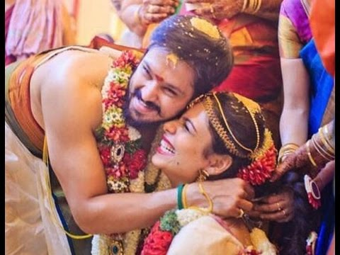 Actor Nakul and Sruti Bhaskar Marriage | Karthi, Shanthanu,
