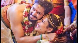 Actor Nakul and Sruti Bhaskar Marriage   Karthi, Shanthanu, Jayam Ravi, Atlee