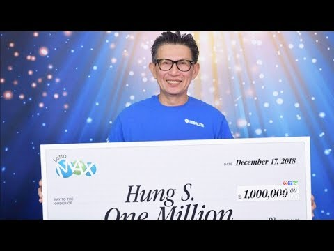 B.C. Man Sued By Co-workers Over Million Dollar Lottery Prize