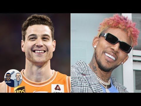 Jimmer Fredette fuels 'tanking' Suns, Nick Young asks Twitter to help name his baby   Jalen & Jacoby