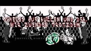 F*ck dich DFB! / In den Farben getrennt, in der Sache vereint!
