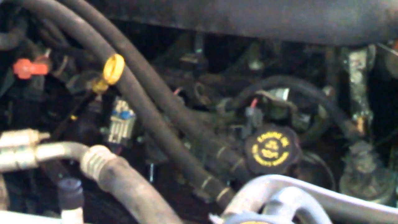 maxresdefault spark plug replacement 2001 2007 gmc 2500hd 6 0l 5 3l tune up 2200 SFI Chevy Spark Plug at bayanpartner.co