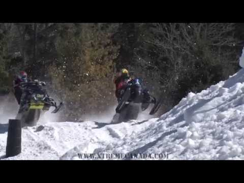 2015 Rockstar Energy Canadian National Snowcross Championships.