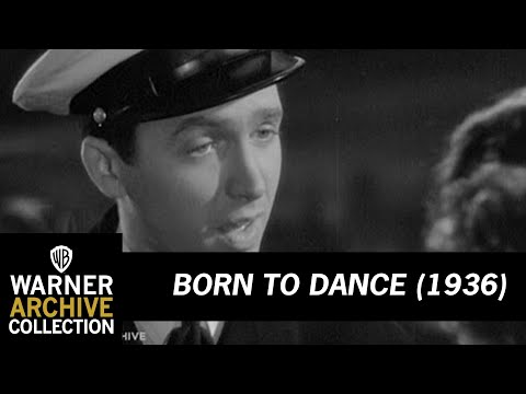 Born to Dance (1936) – Jimmy Stewart - Easy To Love