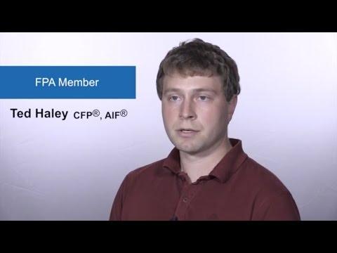 Financial Planning Association Volunteers