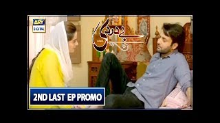 Bay Dardi 2nd Last Double Episode (Promo) - ARY Digital Drama