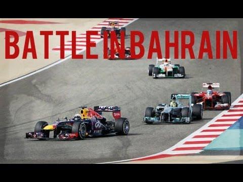 F1 2012 League 3 Event 4 - Bahrain