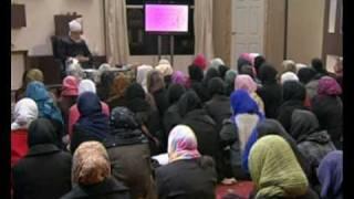 Gulshan-e-Waqfe Nau (Nasirat) Class: 27th February 2010 - Part 1 (Urdu)