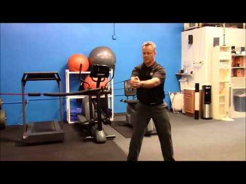 5 Minute Workout for More Strength and Power in Your Golf Swing!