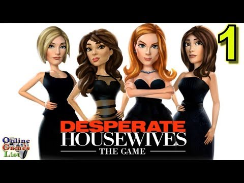 Desperate Housewives: The Game - EPISODE 1 (ANDROID IOS)