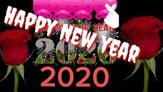 🍷⭐ HAPPY NEW YEAR 2020 ⭐ Happy New Year 2020 Happy New year Whatsapp Status 2020