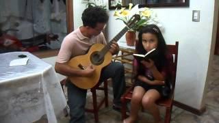 hino ccb 86... viola caipira... Genilson &  sobrinha kethullin